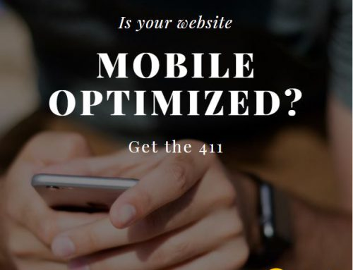 Are You Mobile Optimized?