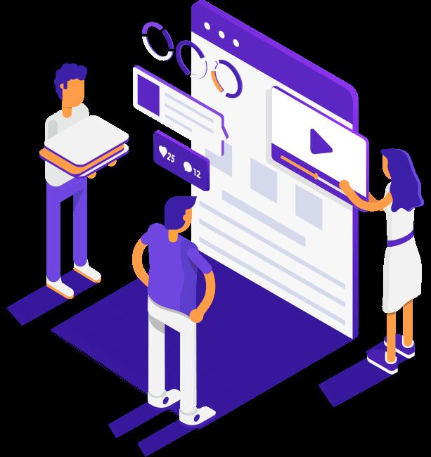 Website Design Development, Web Hosting, Marketing SEO Company